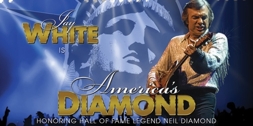 Jay White is America's Diamond: A Tribute to Neal Diamond