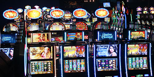 Sugar Creek Casino Slot Machine