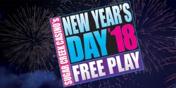 New Years Day Free Play