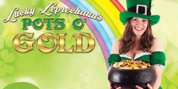 Lucky Leprechaun Pots O' Gold