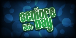 Mondays: Seniors Day 55+