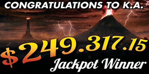 Sugar Creek Casino 2015 Jackpot Winners