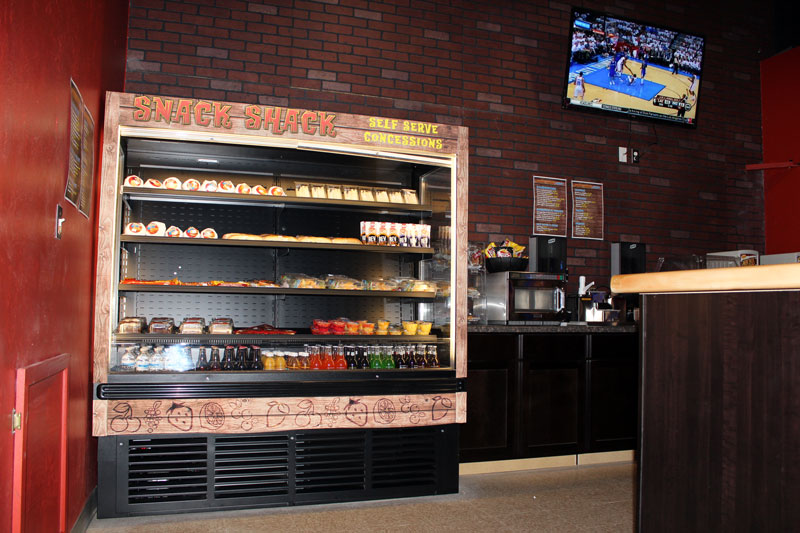 Sugar Creek Casino's Snack Shack